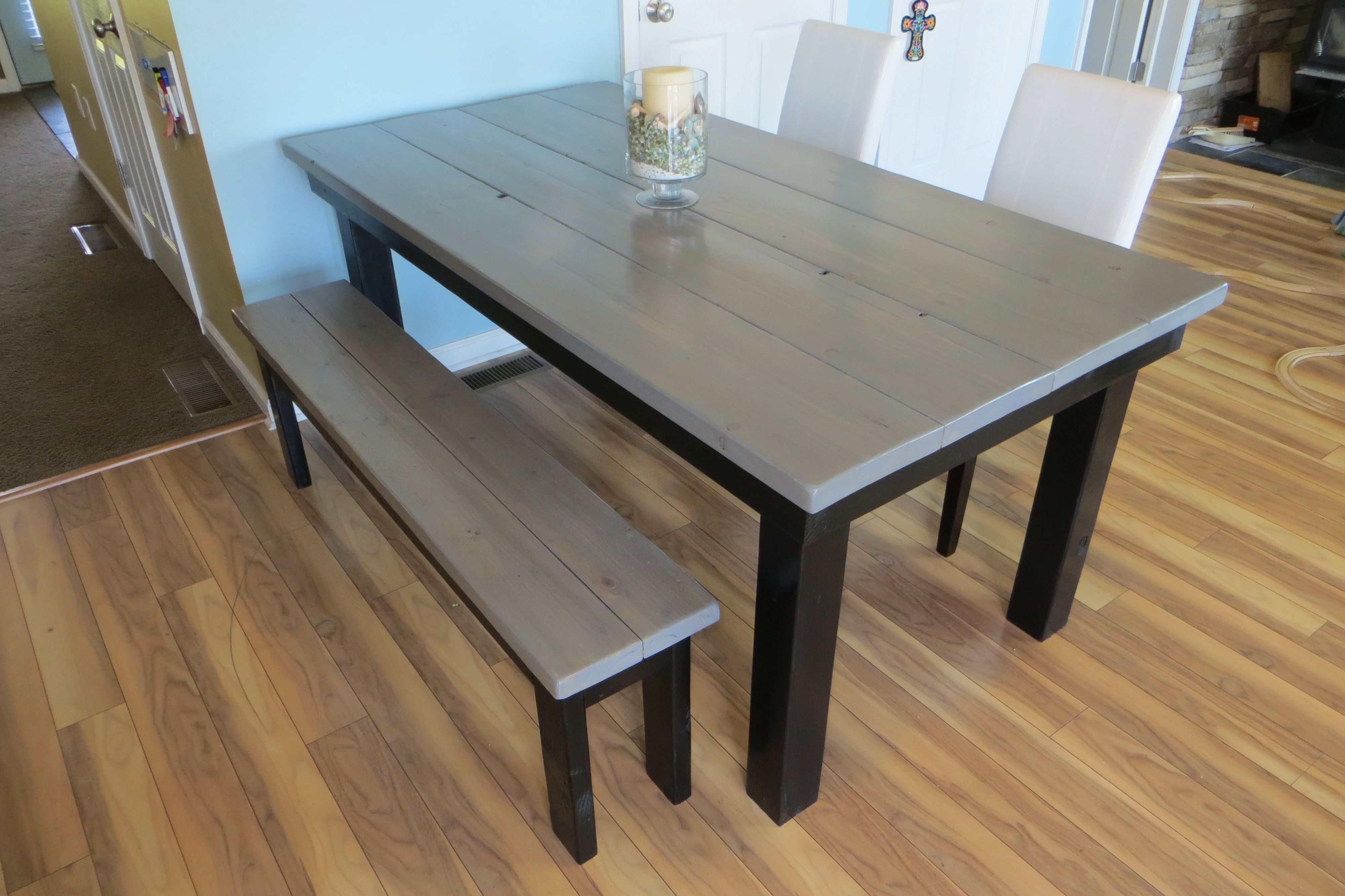 Rustic farm dining tables - Custom Made Rustic Farmhouse Dining Tables