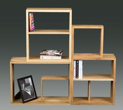 Custom Made Modular Bookshelf