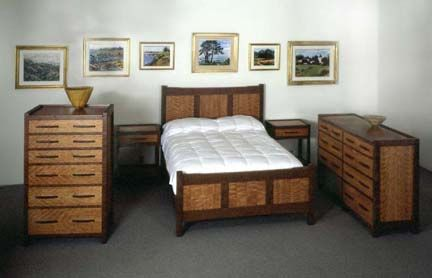 Custom Made Bedroom Set 2000