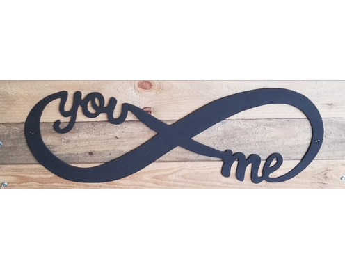 Custom Made You And Me Wall Art
