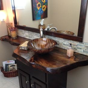 Custom Bathroom Vanities Designs custom bathroom vanities | custommade
