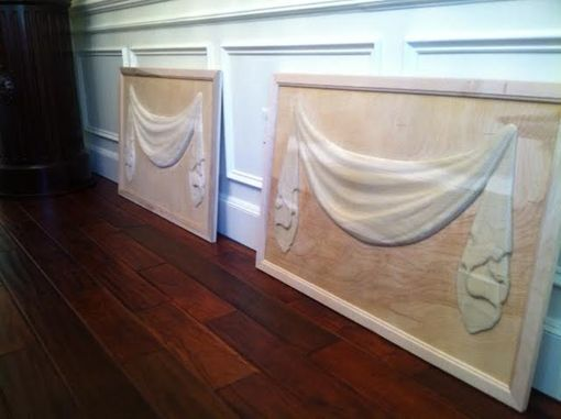 Custom Made White House Cabinet Room Pedestals