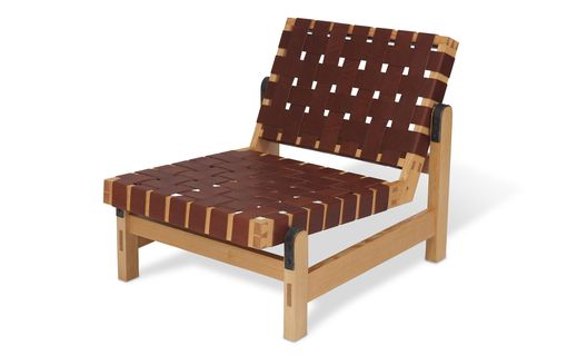 Custom Made Web'ed Lounge Chair