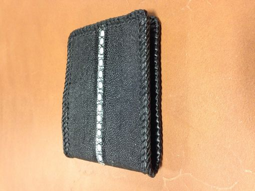 Custom Made Exotic Skin Wallets