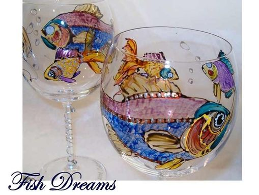 Custom Made Fish Dreams