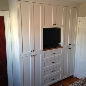 Built In Closet by Ezra Picard Bedroom Wall Units  CustomMade com