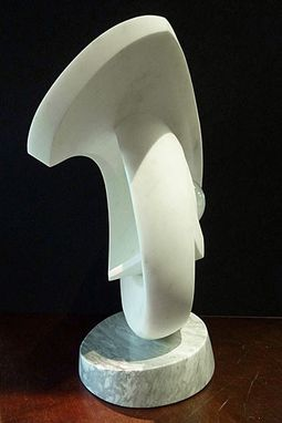 Custom Made Italian Marble Sculptures