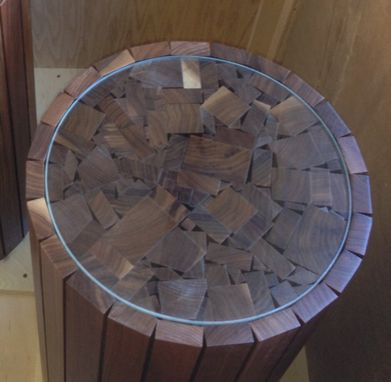 Custom Made Modern Geometric Tables