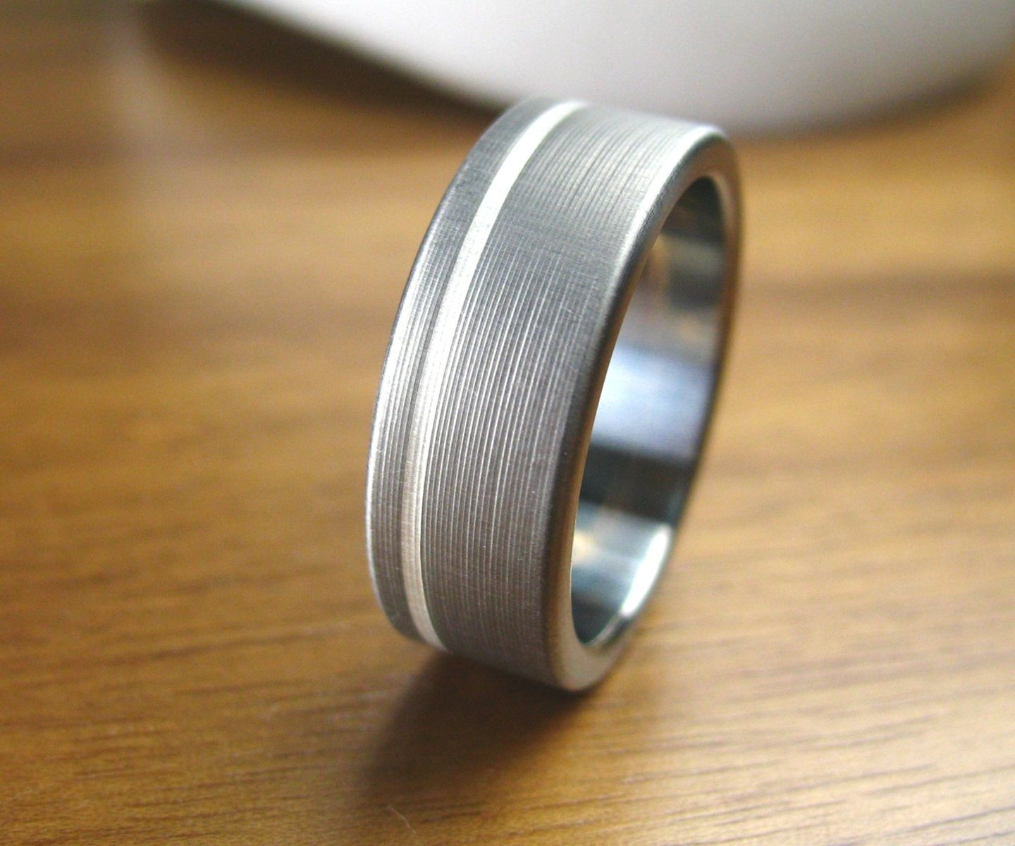 on of large id picture ring lathe turned rings homemade