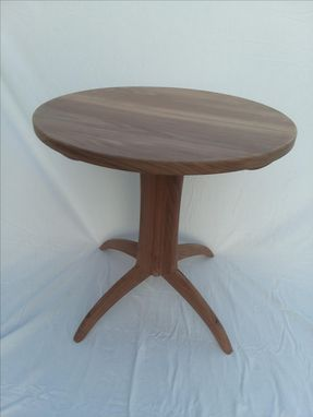 Custom Made Maloof Inspired Round Table